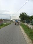 Caught in traffic, Albania