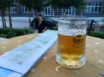 Cold beer at the end of the day, Hostel Edlido, Elbasan