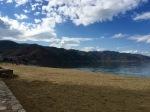 Pogradec beach 1
