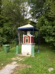 Roadside shrine - several of these on the way up