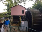 Large water wheel in Edessa