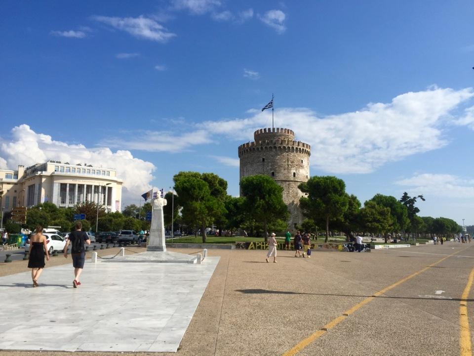 White tower 1; Thessaloniki