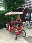 Possible new pedal powered vehicle for next tour?!