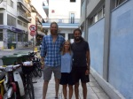 Team Thessaloniki - Tom, Clara and Jorn