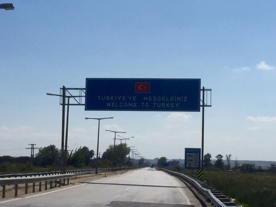 Welcome to Turkey - country number 19