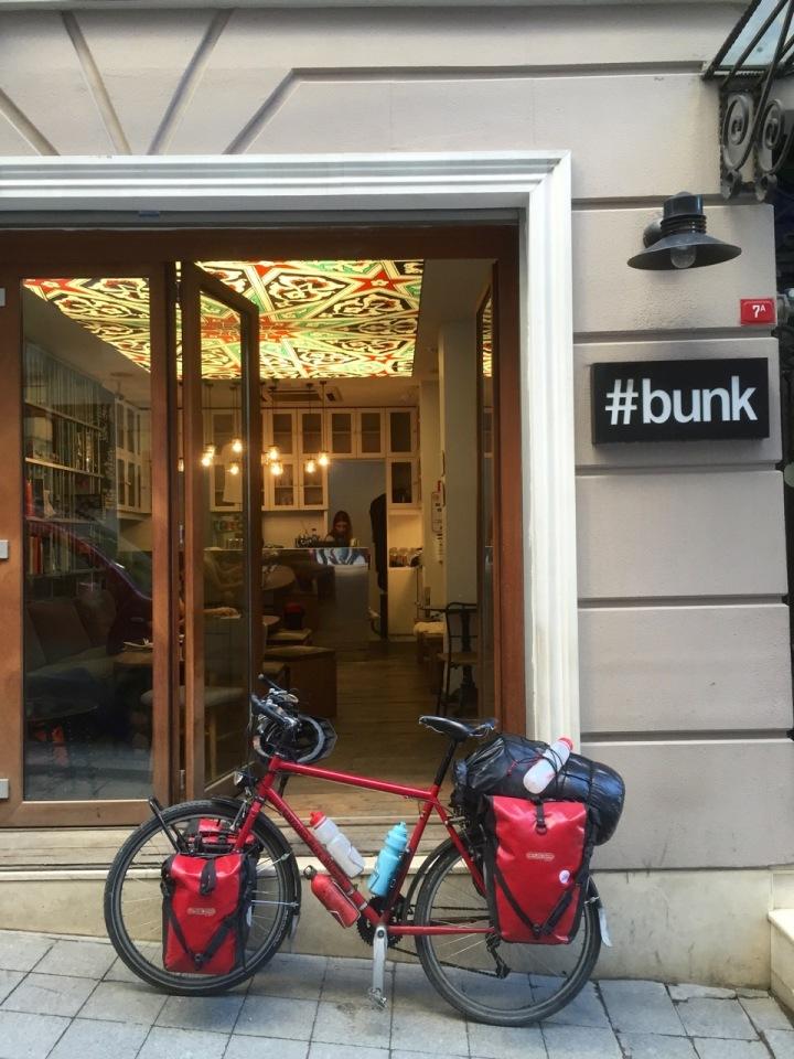 # Bunk Hostel; convenient, central and friendly