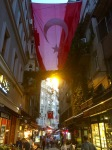 An evening stroll through the Beyoğlu district