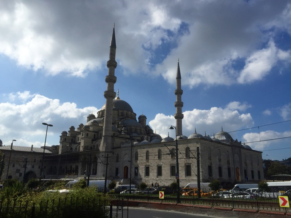 I think this was imaginatively called the New Mosque