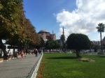 Hagia Sophia - once a Christian Basilica, then a Mosque, now a museum