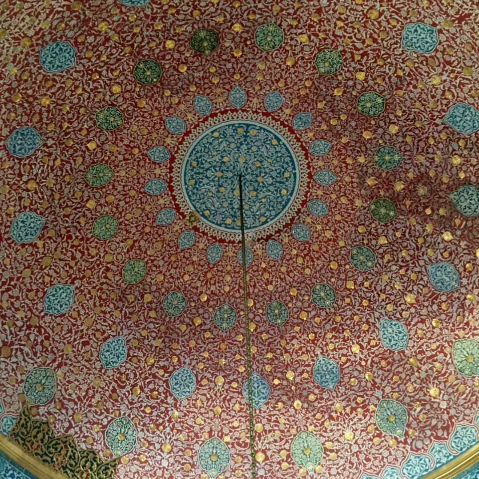 Another amazing roof dome