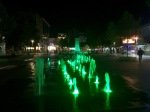 Lights and fountain in Luleburgaz centre 1