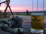Time for a beer to celebrate - Almus is the local brew