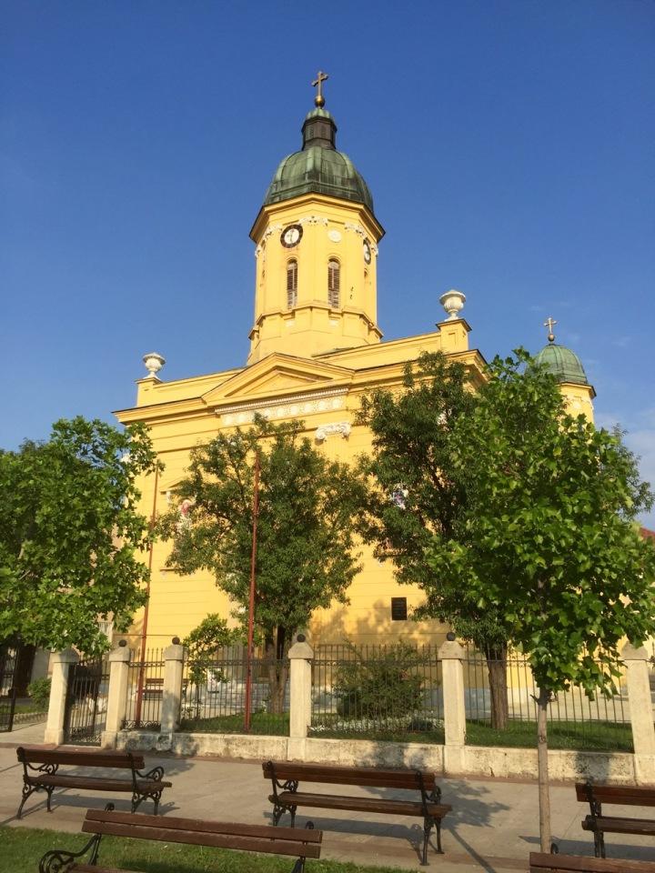 Church in Negotin