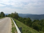A few big climbs give some great views