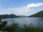Daunbe widens near Donji Milanovic