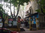 Cool cafe I passed on way to hostel - 'Don't walk, dance'