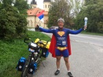 Super Cycling Man - aka Will Hodson