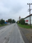 Juzno-Backi - one of several small farming towns I pedalled through