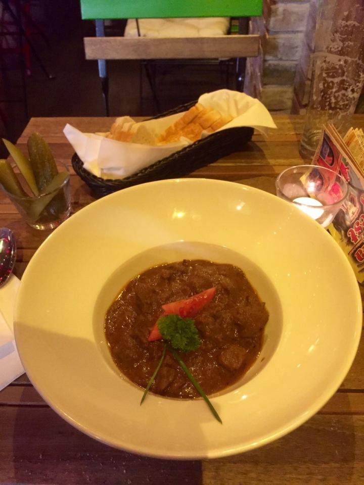 Beef Stew; very tasty