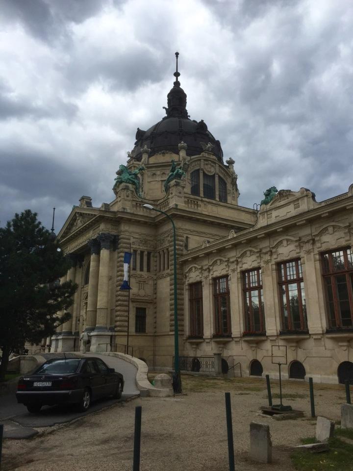 Széchenyi Bath, Budapest 2