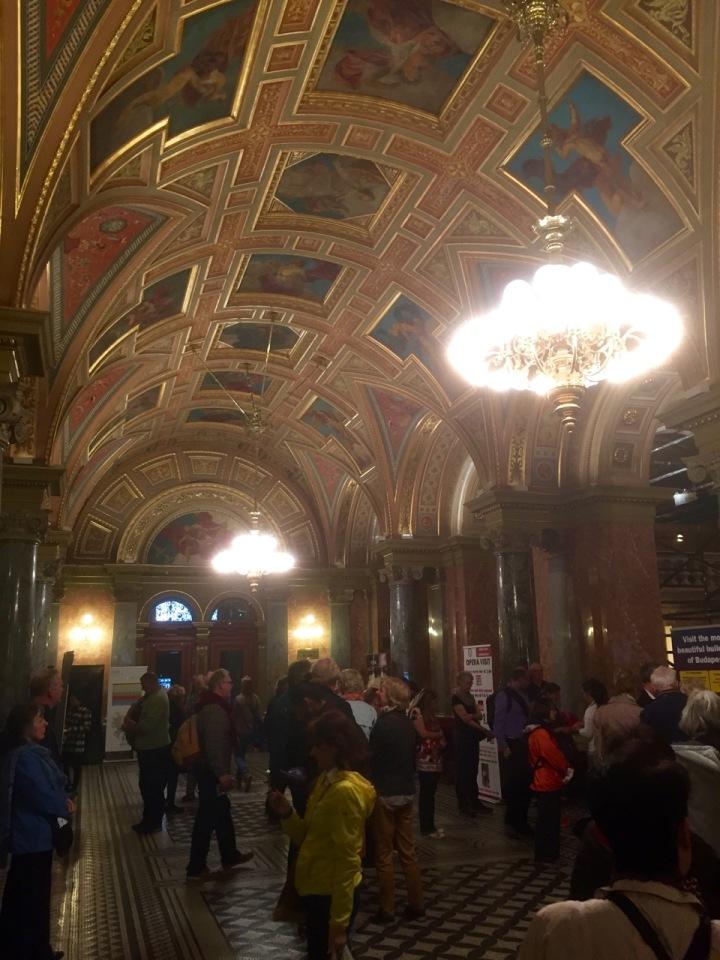 Opera House foyer