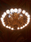 Nice chandelier, Opera House