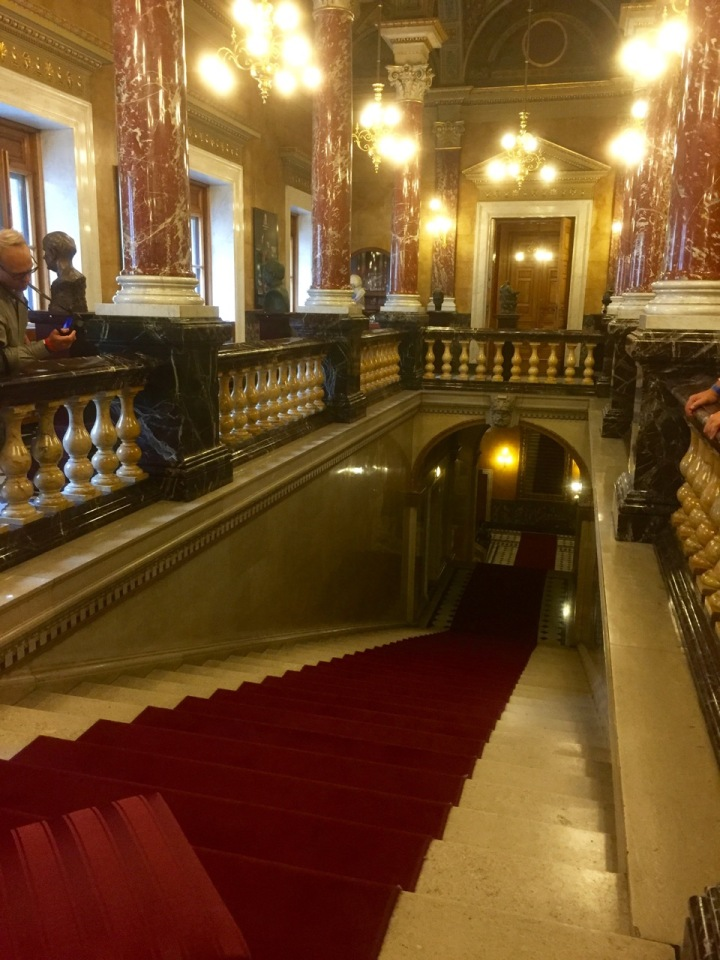 The Royal Staircase, Opera House