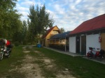 Morning at Topart Camping, Gyor