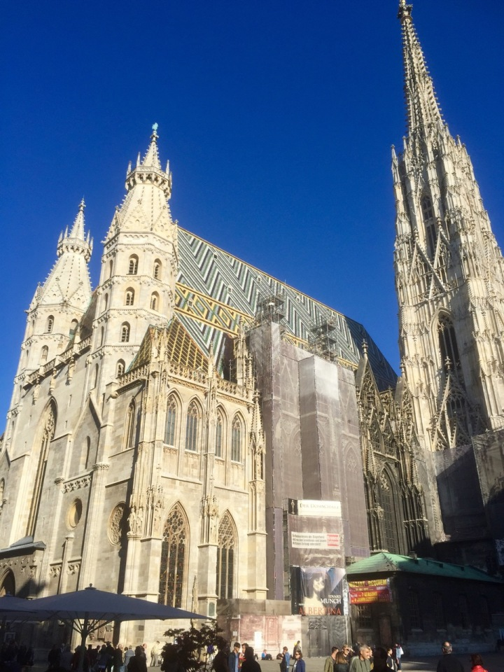 Assume this is Vienna Cathedral