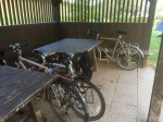3 Surly Long Haul Truckers - great touring bikes