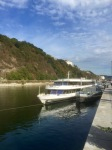 Large tourist boats, Passau