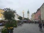 Straubing market place