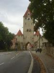 Regensburg Old Town entrance