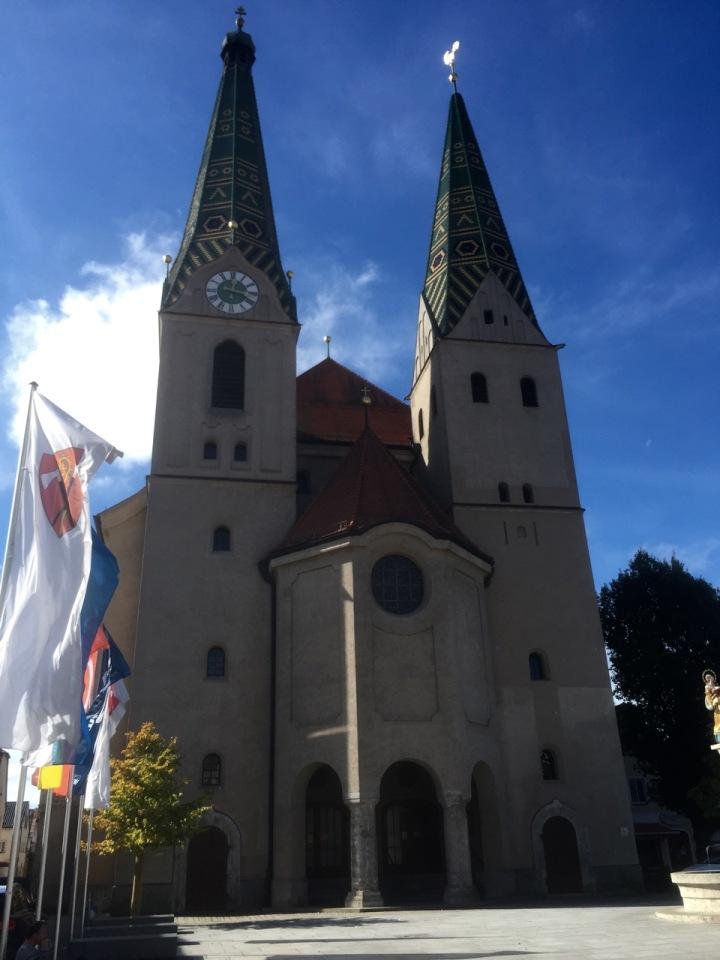 Church in Beilngries
