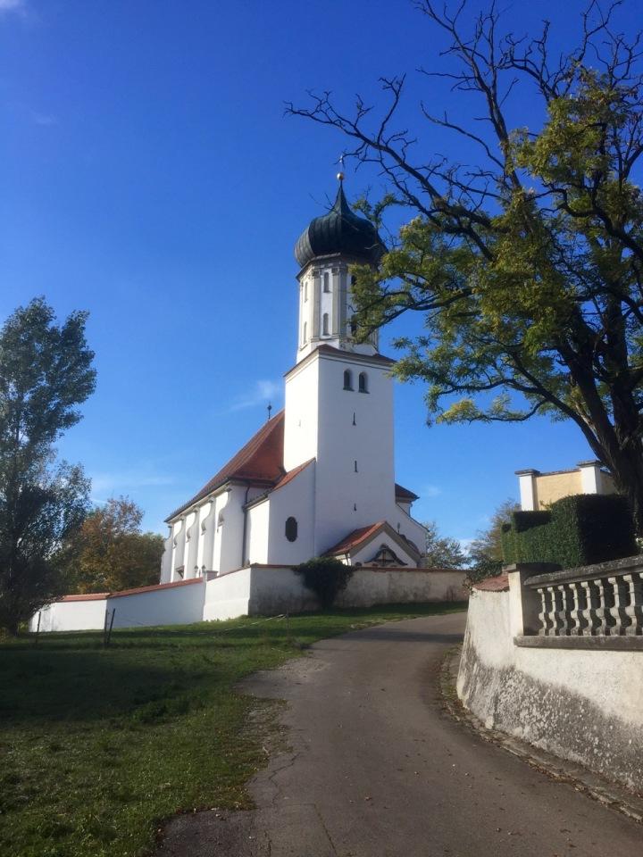 Church in Rennertshofen