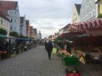 Market in Günzburg