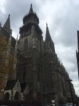 Ulm cathedral - bit gothic looking