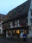 A wander around the old town, lovely buildings, Ulm