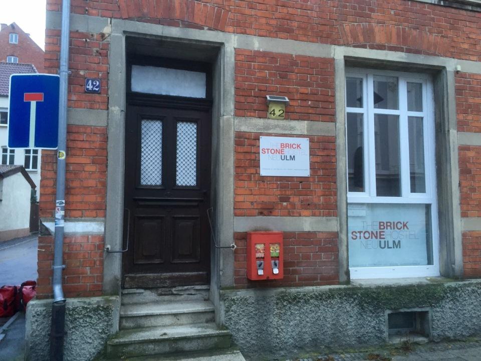 Brickstone Hostel, Ulm