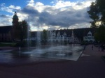 Freudenstadt; nice fountains