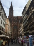 Strasbourg Cathedral, Alsace, France
