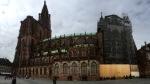 Strasbourg Cathedral panorama