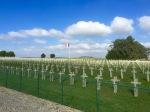 Military cemetery, Voie de Liberte