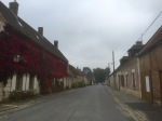 And some pretty French villages - nice colours
