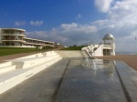 Visit to Bexhill sea front - Delaware Pavilion