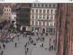 Me in Strasbourg, Webcam