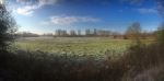 Sunshine, clean air, frost and birds singing