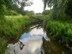 Waterway through marsh; likely troll spot