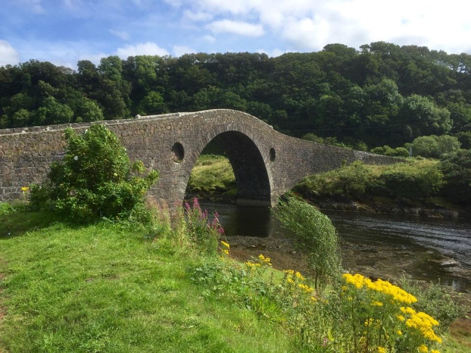 Clachan Bridge to Seil Island