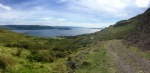 Down the other side to Loch Melfort